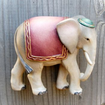 Elephant for wooden African Nativity set
