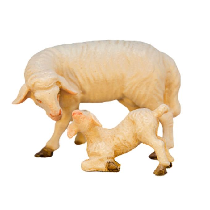 Sheep with Lamb for Natvity