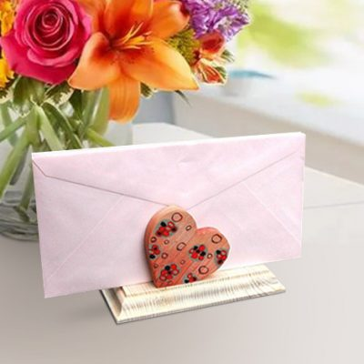 Napkin and envelope holders