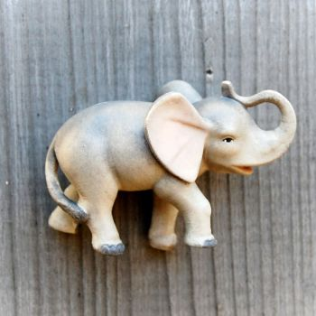 Baby Elephant for wooden African Nativity Set